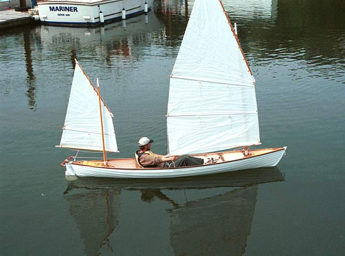 Sailing/Expedition 50-50 Canoes