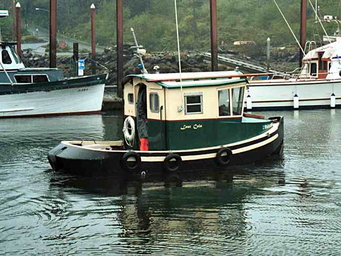 The Depoe Bay Wooden Boat Festival And Crab Feed Page - Bolger micro trawler boats