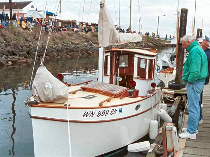 Sub 20' pocket cruising (cabin) sailboats [Archive] - The WoodenBoat