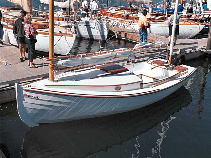Classic Boat Designs by Bolger and Michalak