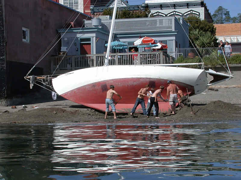 John S Snapshots From The 2004 Port Townsend Wooden Boat Festival