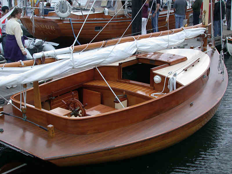 New DIY Boat: This is Plywood sailboat plans