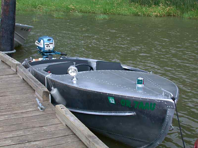 Nice Runabout Boat Links Coots